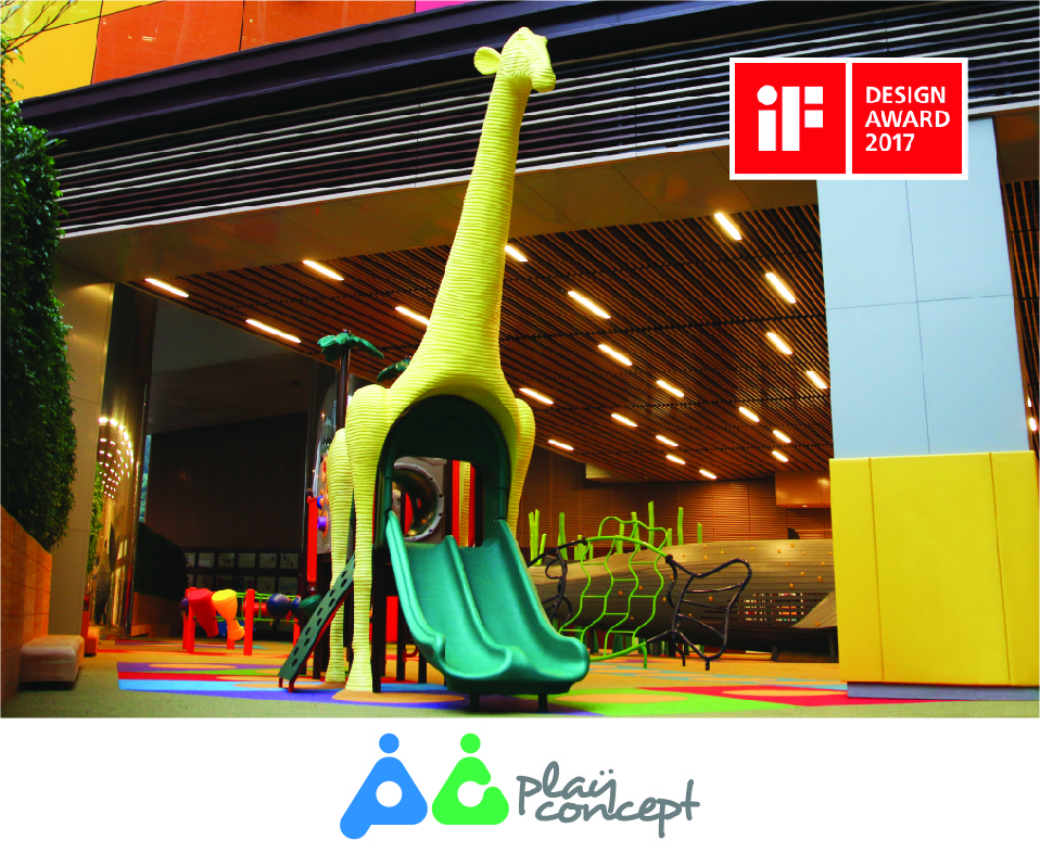 Play Concept - Play Concept won iF Design Award - 1